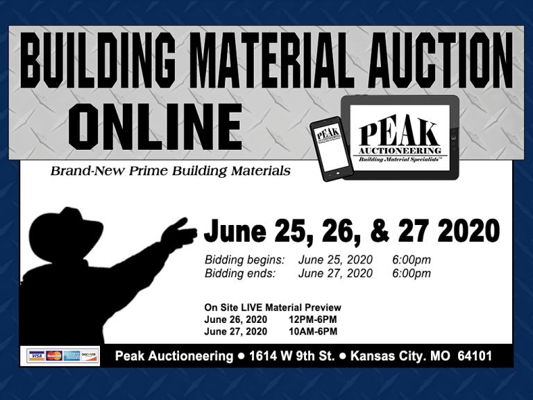 Kansas City Online Auction