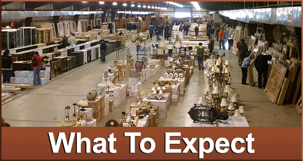 What to expect at a Peak Auction